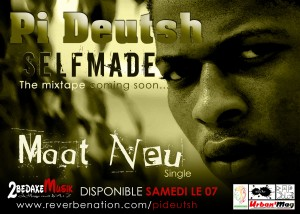 Pi Deutsh - Maat New single