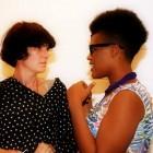 Simone giles & Akya Sy