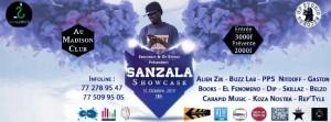 Sanzala en concert