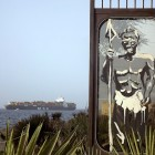 Kouka_Biennale-Dakar_Goree_Guerrier-Bantu