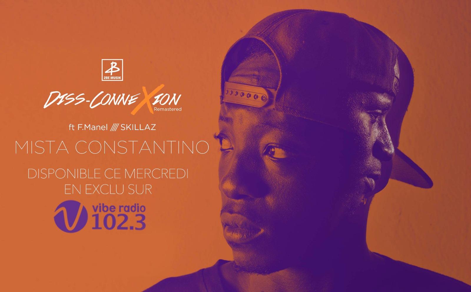 Fmanel sort Mista Constantino – 2bédaxéMusik