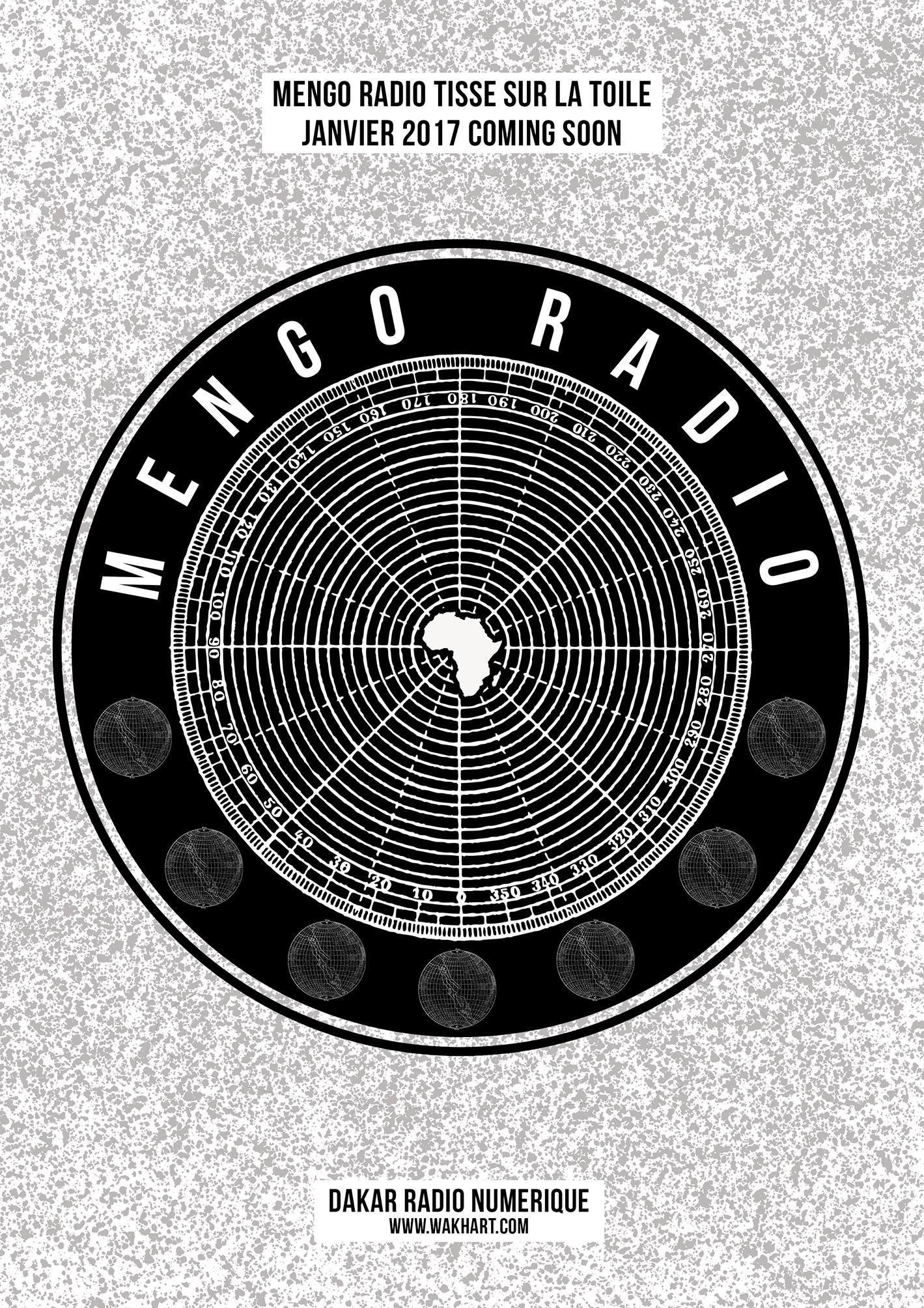Mengo Radio – un projet Wakh'Art