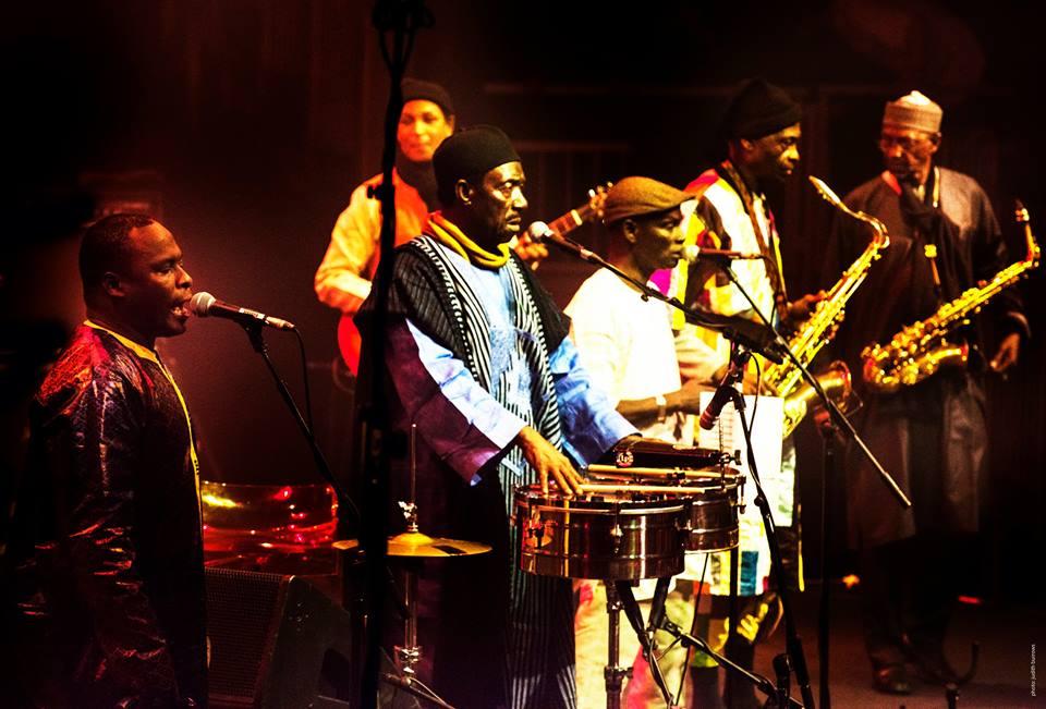 Orchestra Baobab Tour