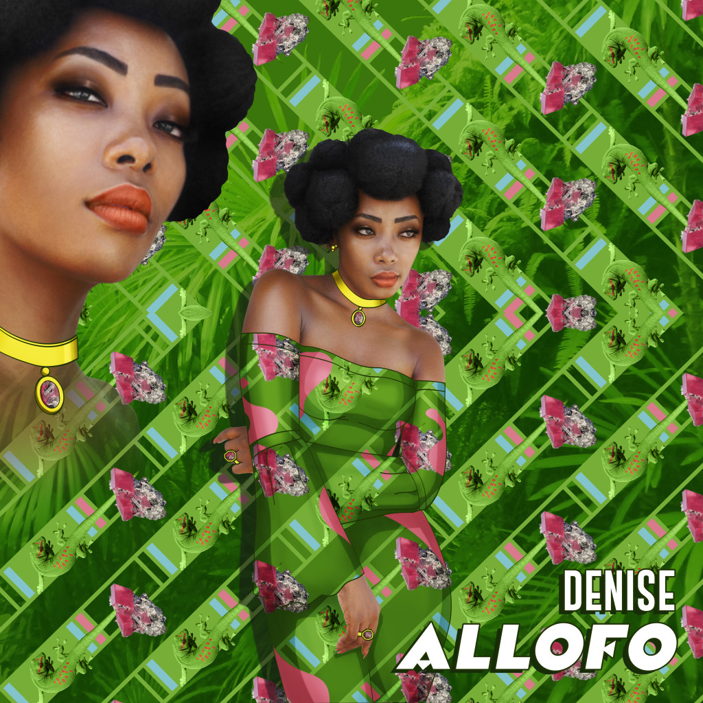 Denise - ALLO FO (Artwork)