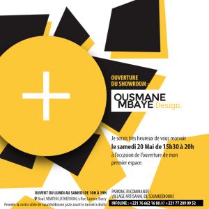 Ousmane MBaye – ShowRoom