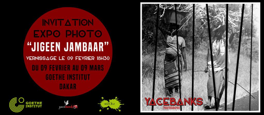 INVITATIO - Jigeen Jambaar - Yacebanks