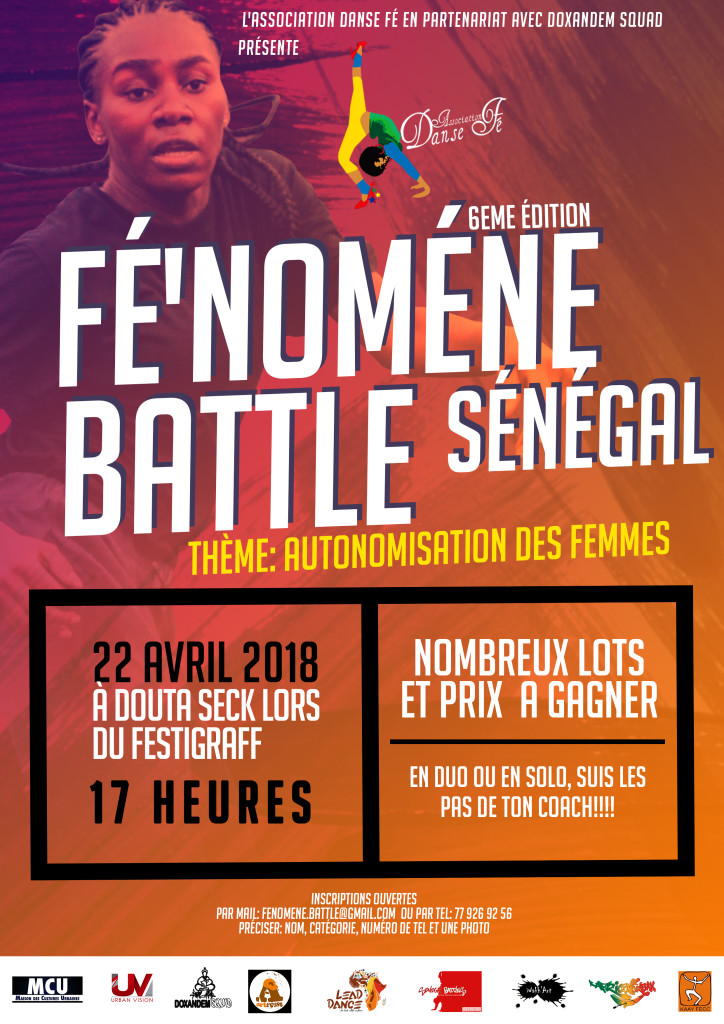 BATTLE SENEGAL LOGO