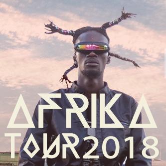 Ibaaku – Afrika Tour