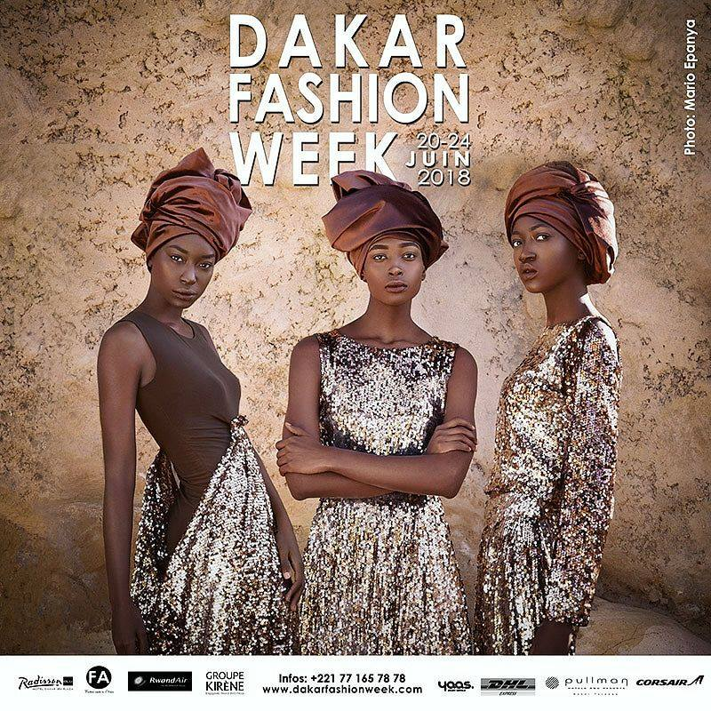 Dakar Fashion Week – 16ieme edition – SOON