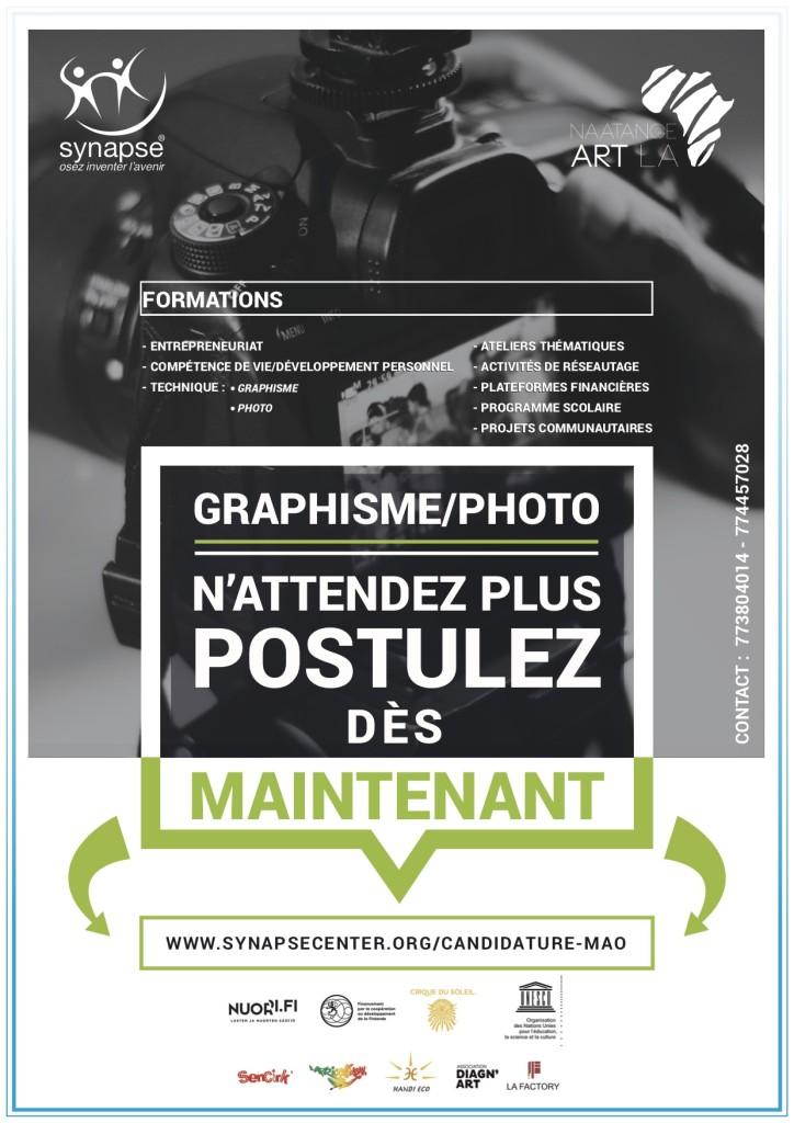 Affiche Graphisme_ Photo