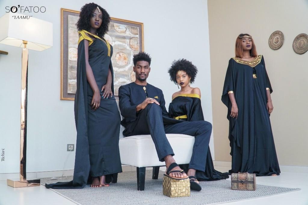 Black Excellence - Laamu - Sofatoo