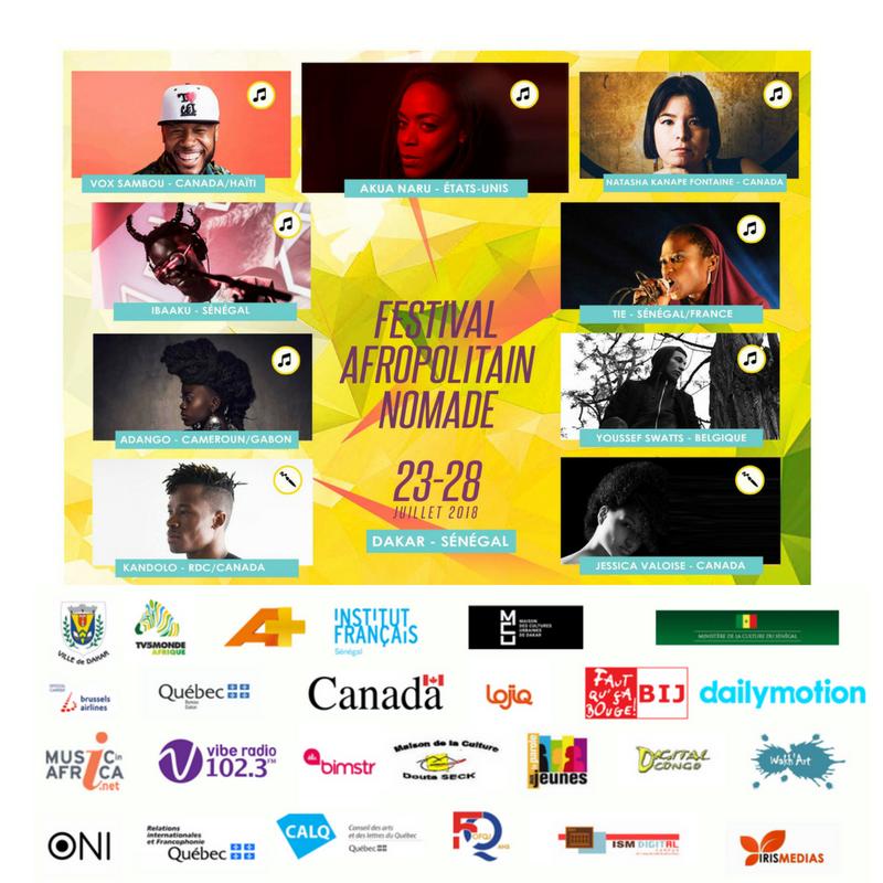 Festival Afropolitan Nomad